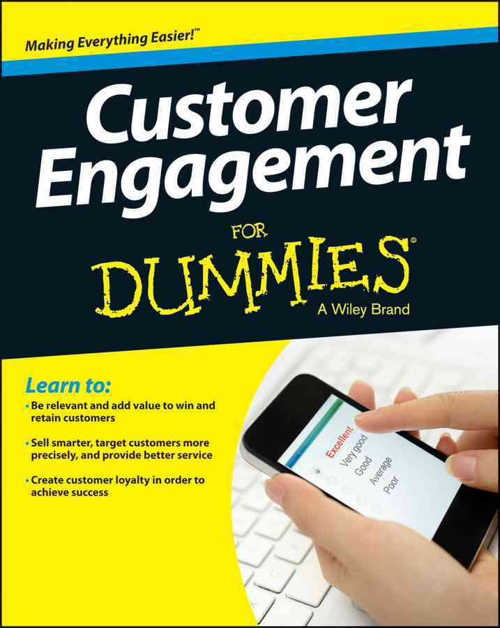 Customer Engagement for Dummies By Consumer Dummies (COR)